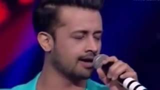 Arjit Singh Vs Atif Asllam Best Love Song Performance Live 2016
