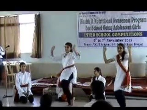 ASIA PACIFIC INTERNATIONAL SCHOOL BHOPAL NUKKAD NATAK- Save Girl child