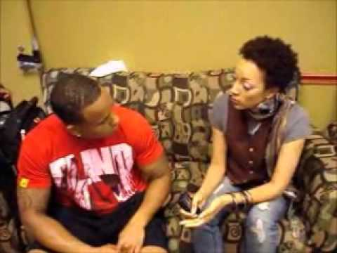 Interview with Vaughn Anthony (that's John Legend's brother y'all wow!!!!!)