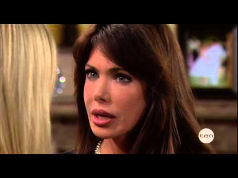 Brooke slaps Taylor - Bold and the Beautiful ep# 6451 [November 2012]