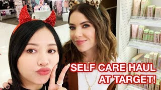 SELF CARE HAUL WITH MICHELLE PHAN AND ASHLEY BENSON