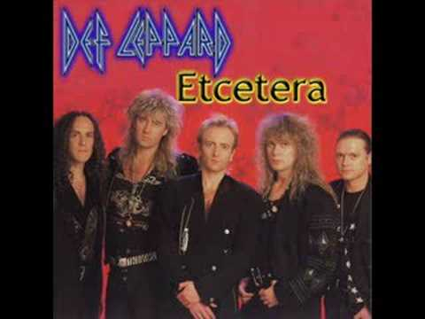 Def Leppard - Under my Wheels