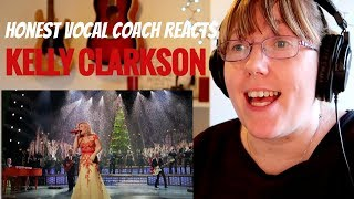 Vocal Coach Reacts To Kelly Clarkson 39 Underneath The Tree 39
