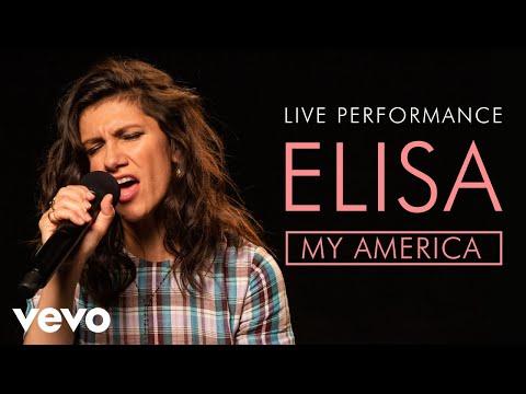 Elisa - My America - Live Performance | Vevo