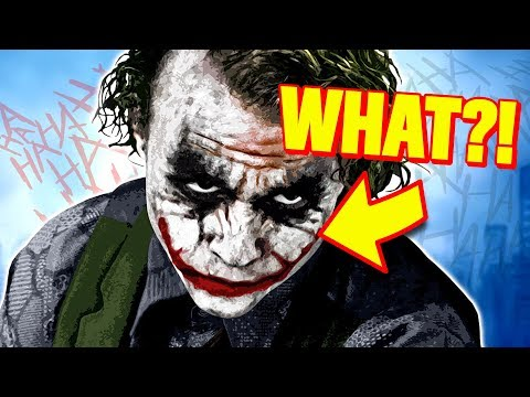 10 Things You Never Knew About Heath Ledger's Joker