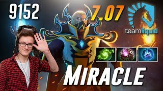 Miracle Invoker - 9152 MMR - Dota 2 Patch 7.07