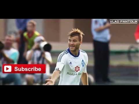 Andriy Yarmolenko - You Tube channel Intro