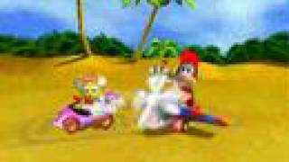 Play Diddy Kong Racing Tt Vs Wizpig Adventure 2 Credits
