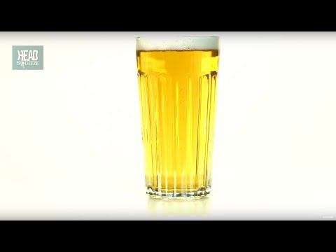 How To Pour The Perfect Pint!   Earth Lab