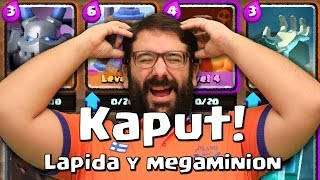 El dia que murio el Megaminion: Cambion 30/11 | Clash Royale