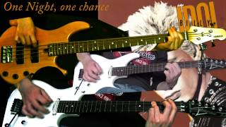 Watch Billy Idol One Night One Chance video