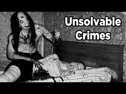 Top 15 Unsolvable Crimes