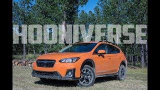 2018 Subaru Crosstrek - First Drive