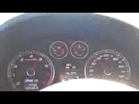 Audi RS3 разгон 0-100 km/h