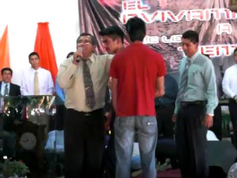 Karen y Hechos 29 Jóvenes que Reciben a Cristo Confraternidad Juvenil 2009 Zacapalco Morelos
