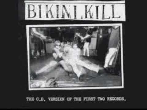 Bikini Kill - Girlfriend
