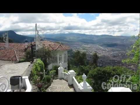 Monserrate Bogotá, Colombia - Bogotá Main Touristic Attraction
