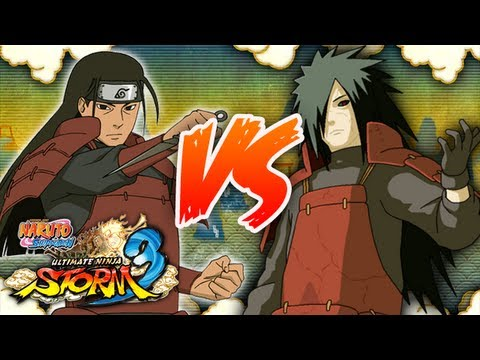Naruto Shippuden: Ultimate Ninja Storm 3 | Hashirama Vs Madara video
