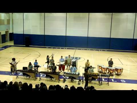 Indio High School Percussion Ensemble 2014