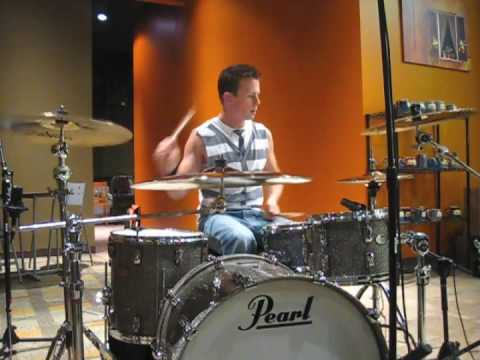 Prayer of the Refugee - Rise Against - Drum Cover - (Chase)
