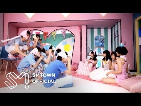 Super Junior-happy 슈퍼주니어-해피 pajama Party(파자마파티) music Video video