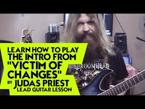 Judas Priest - Victim Of Changes (Intro Solo)
