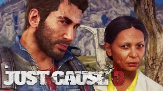 The First Hour of Gameplay - Just Cause 3 (Official)