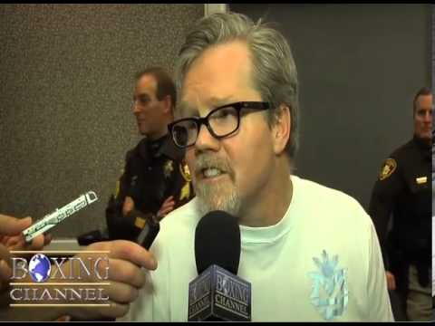 Freddie Roach Manny Pacquiao walked into the perfect punch