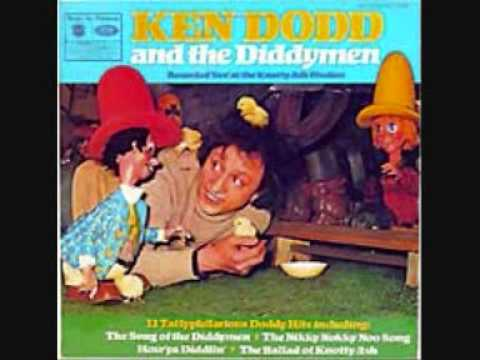 Ken Dodd - Wheres Me Shirt