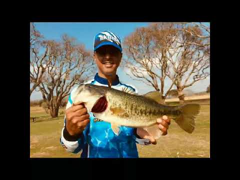 How to catch bass in pre spawn...... Hazelmere by veer hiramun