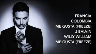 download lagu J Balvin, Willy William Mi Gente Letras gratis