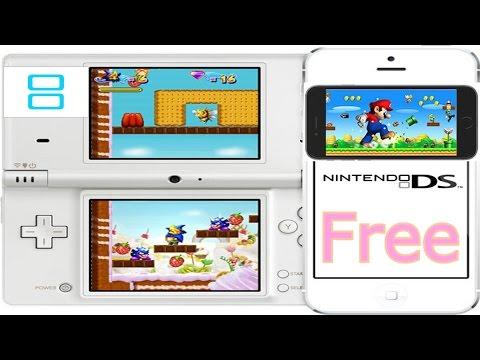 ❖วิธีเล่นเกมส์ DS ในเครื่อง iOS nds4ios ios9 (no jailbreak no computer)❖