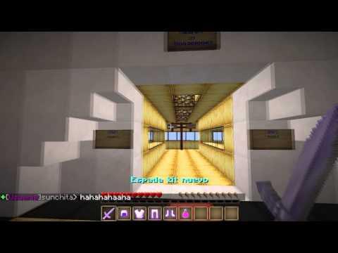 Server De Minecraft 1.5.2 No Premium PixelWarZ [Actualizado 1.7]