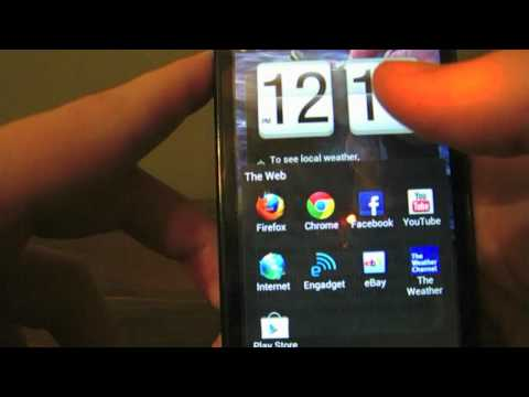 HTC rezound ics review