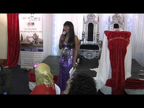 InterFace Gambia on Ben TV Friday 16th Jan 15 Awards Night Gala Live Part 2