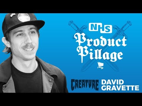 David Gravette Product Pillage Pointers