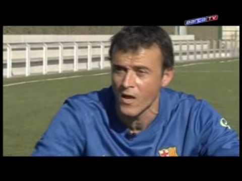 LUIS ENRIQUE. La supuesta orgía del Barça