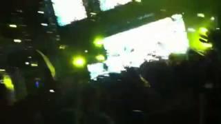 Tiësto live @EDC-cannonball