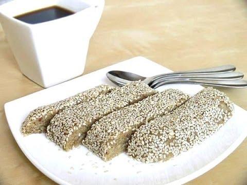Халва (сыроедческий рецепт)