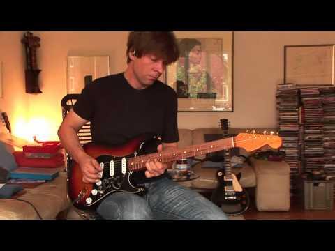 2003 Fender SRV Stratocaster