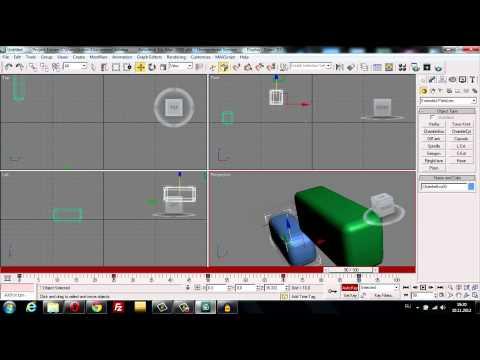Видео как делать 3D видео