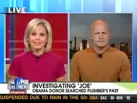 Joe The Plumber Stands Up McCain ... For Fox News!