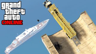 GTA 5: Online - Funny Moments & Fails (Custom Game Modes & More)