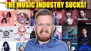 Download Lagu THE MUSIC INDUSTRY SUCKS (rant) Gratis STAFABAND