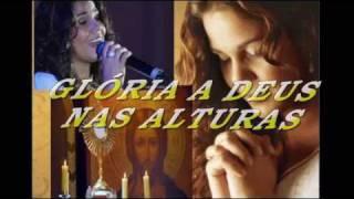 Glória a DEUS nas alturas - Eliana Ribeiro
