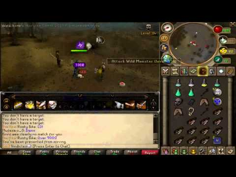 Runescape – Guide to EoC Melee Pking (Live Pk Commentary) – Vindictes