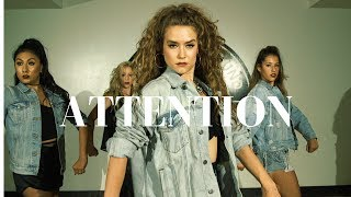 ATTENTION - CHARLIE PUTH II MONICA GOLD CHOREOGRAPHY
