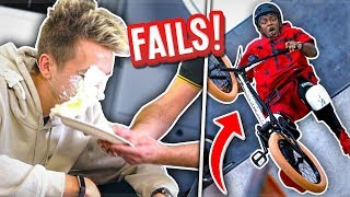 SIDEMEN: FUNNIEST FAILS!