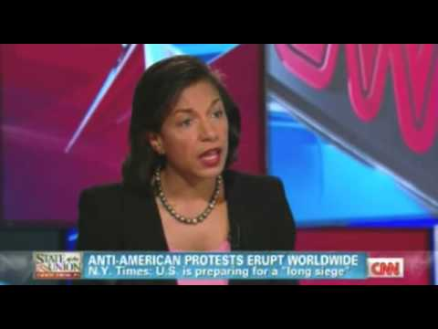 [FLASHBACK] On CNN Susan Rice blames the internet video for Benghazi