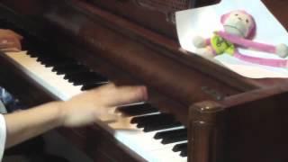 【ニャル子さんOP】「太陽曰く燃えよカオス」を弾いてみた【ピアノ】